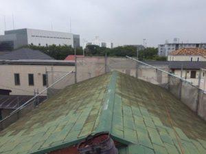 屋根 葺替え工事