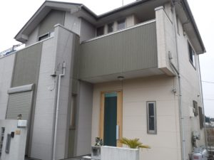 外壁塗装 埼玉県川口市