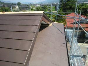 屋根の瓦工事
