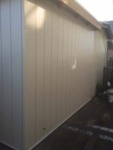 出隅の部分の外壁