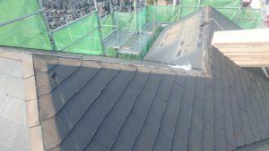 既存のスレート屋根