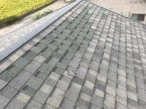 以前、修繕した箇所(屋根)