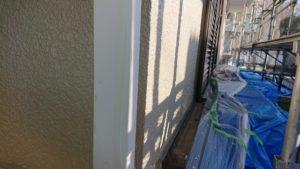 補修した雨樋