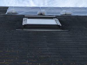 現調時の天窓