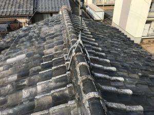 現調時の屋根全体の様子