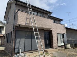 屋根カバー工法現調写真