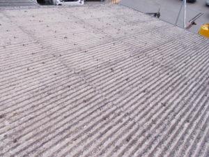 石綿含有スレート波板