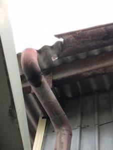 雨樋の見積り