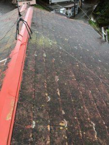 屋根 スレート瓦