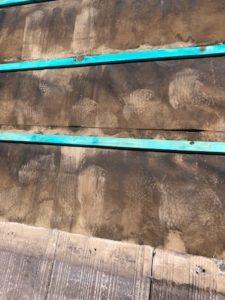 屋根 桟木 補修