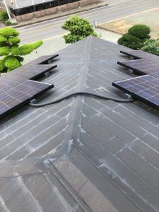 太陽光パネル 屋根 塗装