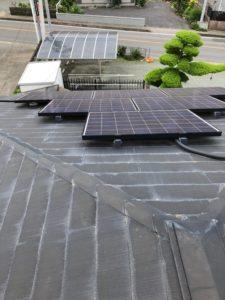 太陽光パネル 屋根 塗り替え