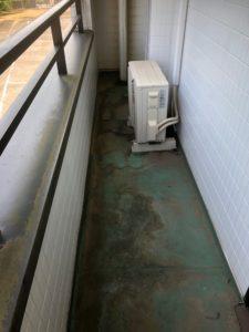 ベランダ 防水修理