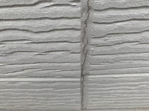 外壁 コーキング 亀裂