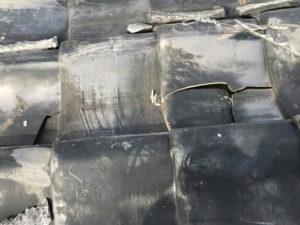 屋根 瓦 割れ 劣化