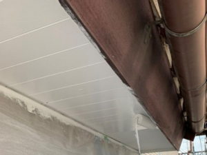 外壁塗装 付帯部 軒天井