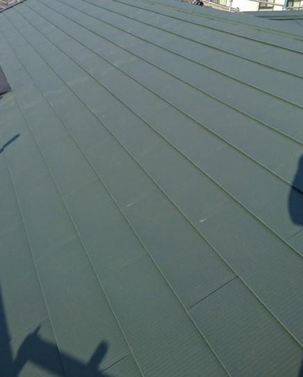 屋根 カバー工法工事