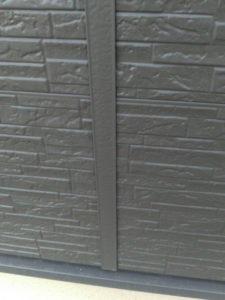 外壁張替え リフォーム 施工 目地