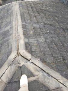 屋根 カバー工法 貫板撤去