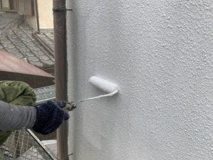 モルタル外壁 塗装 下塗り