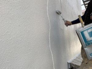 外壁 塗装 下塗り