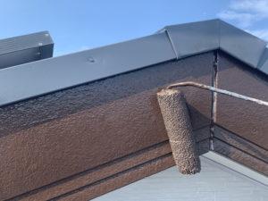 外壁 付帯部 塗装 破風板