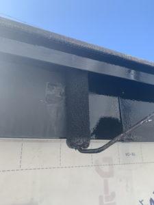リフォーム 破風板 塗装
