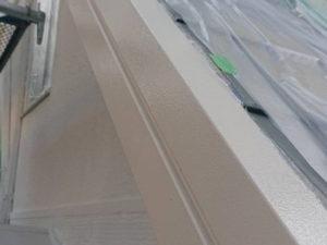 外壁塗装 付帯部塗装 破風塗装 完了