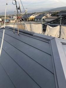 屋根仕上がり20200714
