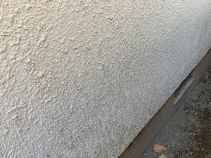 屋根と外壁のリフォーム 現地調査 外壁