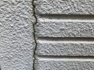 ALC外壁 劣化 ひび割れ