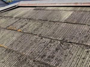 屋根と外壁のリフォーム 現地調査 屋根