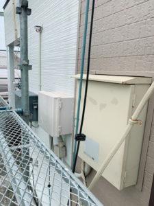 外壁カバー工法 施工
