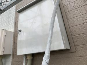 外壁カバー工法 完成