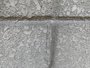 ALC外壁 劣化 ヒビ