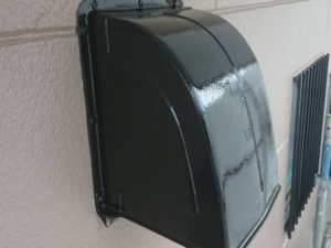 外壁塗装 付帯部塗装 換気フード