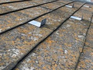 屋根 化粧スレート 劣化 コケ