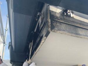 リフォーム 外壁塗装 付帯部塗装 破風板