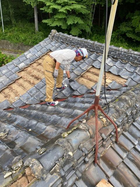 雨漏り修繕20200831