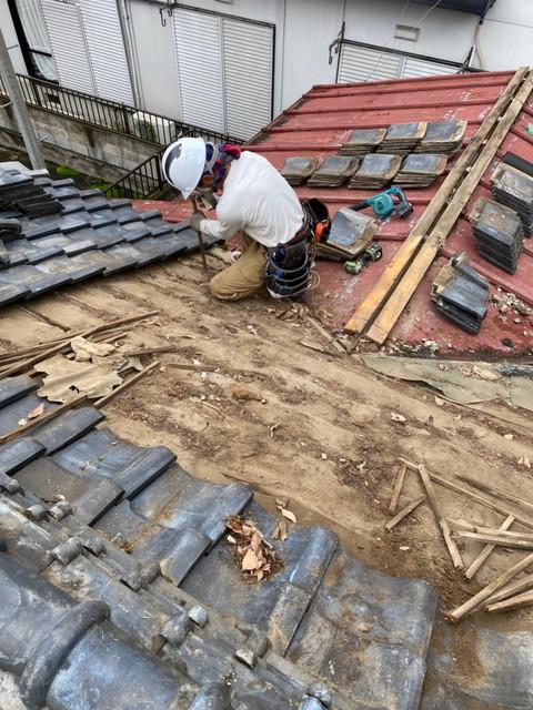 雨漏り修繕4 20200831