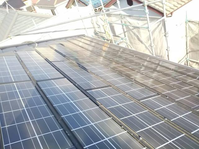 ソーラー設置20200901