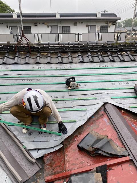 雨漏り修繕8 20200831