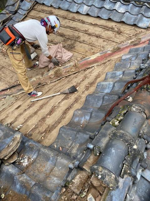 雨漏り修繕3 20200831