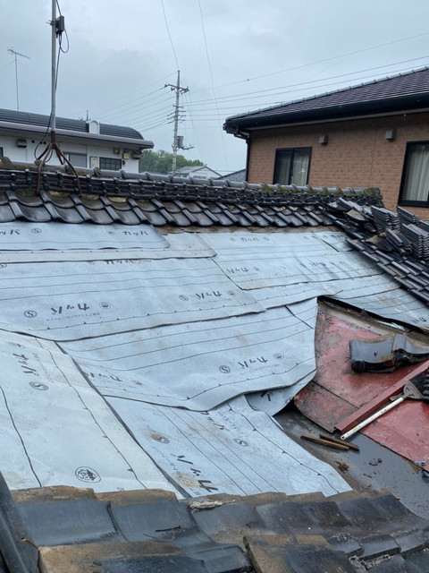 雨漏り修繕7 20200831