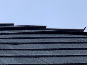 浮いている屋根