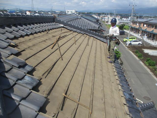 雨漏り修理2 20200902