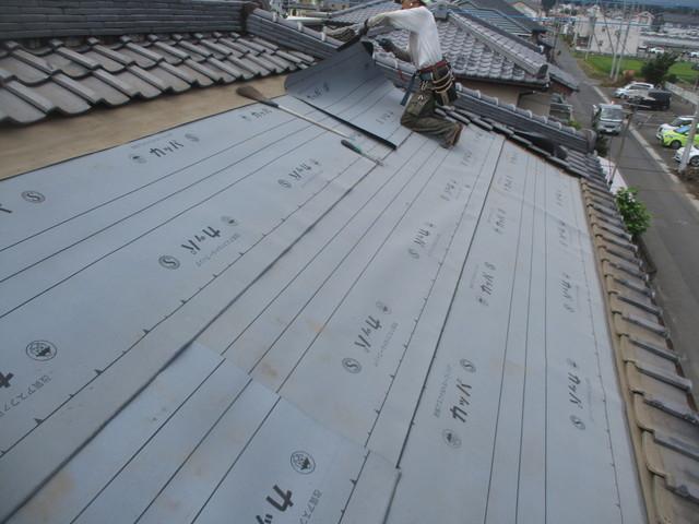 雨漏り修理4 20200902