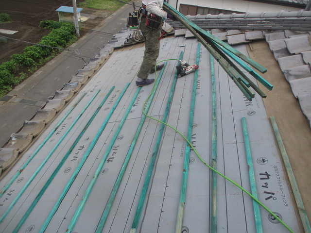 雨漏り修理5 20200902