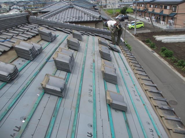 雨漏り修理6 20200902