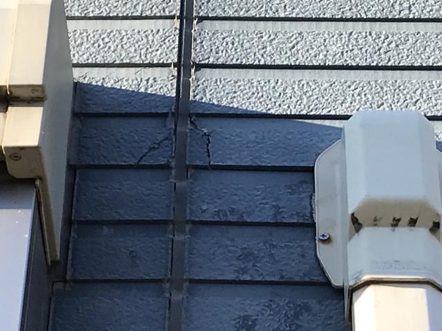外壁 サイディング 劣化 ヒビ